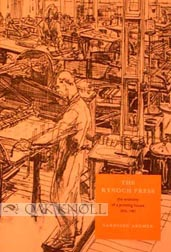 KYNOCH PRESS: THE ANATOMY OF A PRINTING HOUSE. Caroline Archer