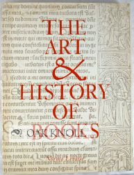 THE ART & HISTORY OF BOOKS. Norma Levarie