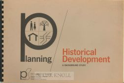 HISTORICAL DEVELOPMENT, A COUNTY COMPREHENSIVE DEVELOPMENT PLAN BACKGROUND STUDY, NEW CASTLE COUNTY, DELAWARE.