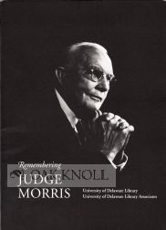 REMEMBERING JUDGE MORRIS