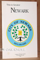 THIS IS GREATER NEWARK.