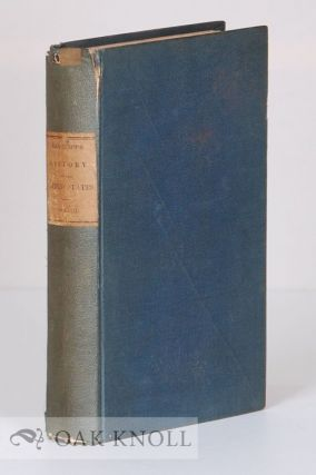 HISTORY OF THE COLONIZATION OF THE UNITED STATES. VOL. II. George Bancroft