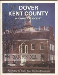 DOVER, KENT COUNTRY, INFORMATION BOOKLET.