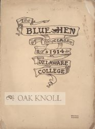 THE BLUE HEN, CLASS OF 1914