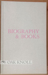 BIOGRAPHY & BOOKS. John Y. Cole.