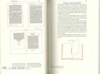 DESIGNING BOOKS: PRACTICE AND THEORY.