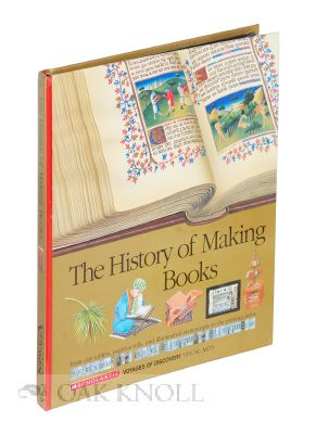 THE HISTORY OF MAKING BOOKS.