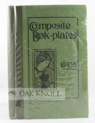 COMPOSITE BOOK-PLATES, 1897-98. E. Bengough Ricketts.