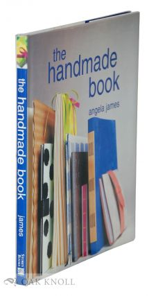 THE HANDMADE BOOK. Angela James