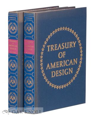 TREASURY OF AMERICAN DESIGN. Clarence P. Hornung