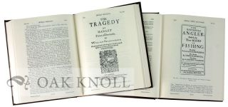A CATALOGUE OF BOOKS CONSISTING OF ENGLISH LITERATURE AND MISCELLANEA INCLUDING MANY ORIGINAL EDITIONS OF SHAKESPEARE, FORMING A PART OF THE LIBRARY OF E.D. CHURCH