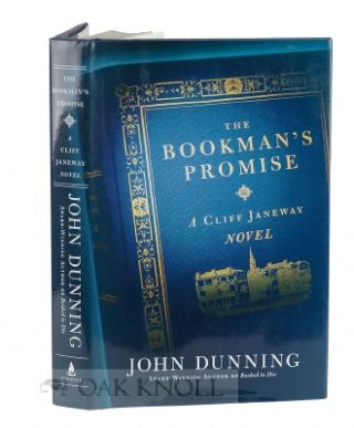 THE BOOKMAN'S PROMISE. John Dunning