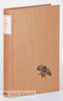 THE LADIES PRINTING BEE: AN ANTHOLOGY OF THIRTY-NINE LETTERPRESS PRINTERS ADDRESSING THE SUBJECT...