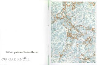 TURCKISCH PAPIR: A SHORT HISTORY OF MARBLING IN THE ORIENT AND IN GERMANY.