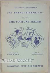ANNUAL PERFORMANCE, THE BRANDYWINERS, LTD.