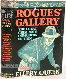 ROGUES GALLERY. Ellery Queen
