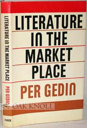 LITERATURE IN THE MARKETPLACE. Per Gedin.