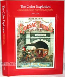 THE COLOR EXPLOSION. Jay T. Last