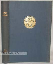 HISTORY OF THE SAVOY COMPANY 1901-1940. William C. Ferguson