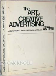 THE ART OF CREATIVE ADVERTISING. Michael Antebi