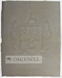 WATERMARKS IN HANDMADE PAPER: MODERN AND HISTORIC