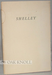 AN ACCOUNT OF AN EXHIBITION OF BOOKS AND MANUSCRIPTS OF PERCY BYSSHE SHELLEY.