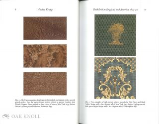 BOOKCLOTH IN ENGLAND AND AMERICA, 1823-50