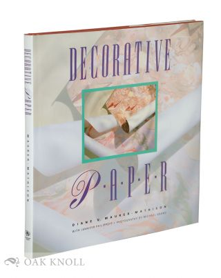 DECORATIVE PAPER. Diane V. Maurer-Mathison