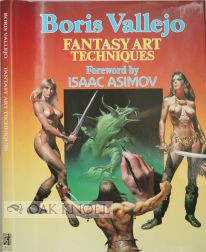 FANTASTY ART TECHNIQUES. Boris Vallejo