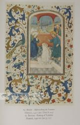 MEDIAEVAL BOOK ILLUMINATION IN EUROPE, THE COLLECTIONS OF THE GERMAN DEMOCRATIC REPUBLIC.