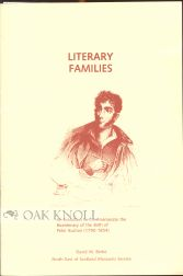 LITERARY FAMILIES