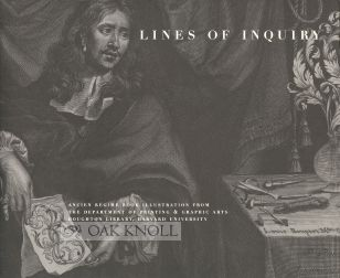 LINES OF INQUIRY, ANCIEN RÉGIME BOOK ILLUSTRATION
