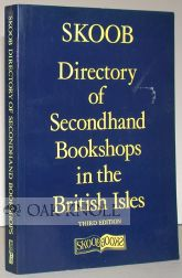 SKOOB DIRECTORY OF SECONDHAND BOOKSHOPS IN THE BRITISH ISLES. Mei P. Ong