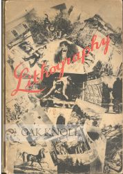 CATALOGUE OF AN EXHIBITION OF THE ART OF LITHOGRAPHY