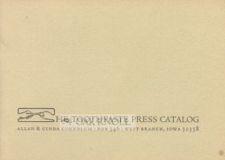 THE TOOTHPASTE PRESS CATALOG