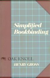 SIMPLIFIED BOOKBINDING