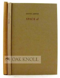 SPACE OF. David Jaffin