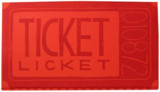TICKET LICKET