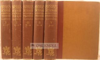 BRYAN'S DICTIONARY OF PAINTERS AND ENGRAVERS. Michael Bryan