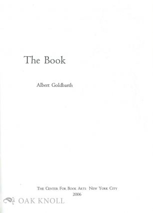 THE BOOK,