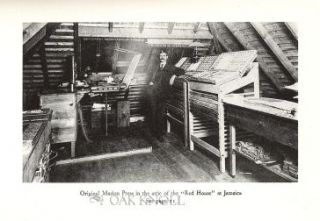 THE MARION PRESS, A SURVEY AND A CHECKLIST.