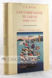 JAN COMPAGNIE IN JAPAN 1600-1817. C. R. Boxer