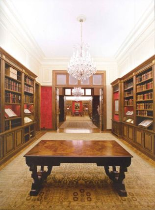 GREEK LIBRARY: THE KONSTANTINOS SP. STAIKOS BOOK COLLECTION HENCEFORTH THE ALEXANDER S. ONASSIS PUBLIC BENEFIT FOUNDATION LIBRARY.