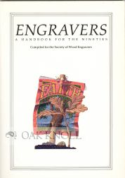 ENGRAVERS, A HANDBOOK FOR THE NINETIES. Simon Brett