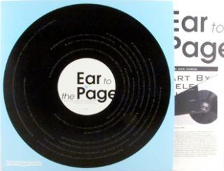 EAR TO THE PAGE. James Hoff, Alan Licht.
