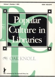 POPULAR CULTURE IN LIBRARIES