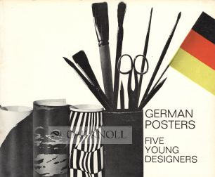 GERMAN POSTERS: FIVE YOUNG DESIGNERS