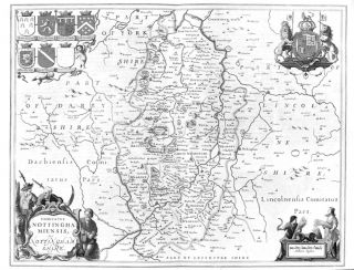 GUIDES TO DUTCH ATLAS MAPS: THE BRITISH ISLES, VOLUME 1: ENGLAND.