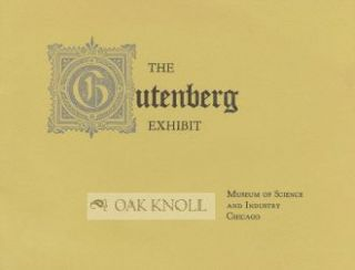 THE GUTENBERG EXHIBIT