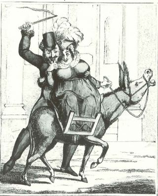 THE END OF AN ENGLISH ROYAL MARRIAGE! : GEORGE IV AND THE TRIAL OF QUEEN CAROLINE FOR ADULTEROUS INTERCOURSE.